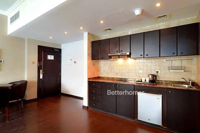 2 Furnished   Only for investment  Hotel Apartment