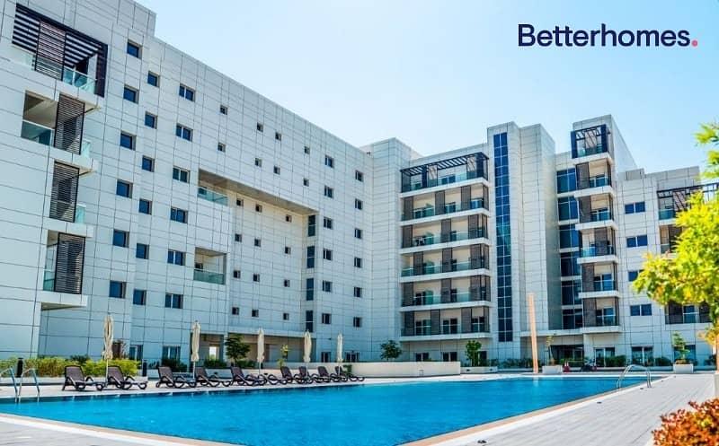 Great Investment Studio Type in Masdar City