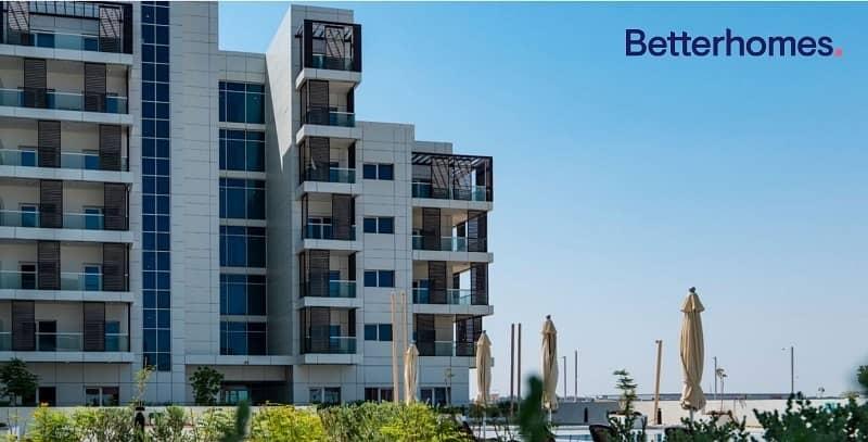 7 Great Investment Studio Type in Masdar City