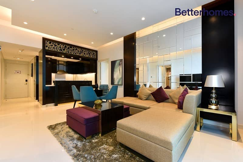 2 | Bright and Spacious| Fully Furnished |