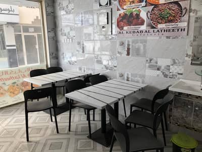 Shop for Rent in Rolla Area, Sharjah - Suitable for Cafeteria 350 Sqft Shop For Rent Near Al Zahra Hospital & Clock Tower Al Guwair Rolla Area Sharjah