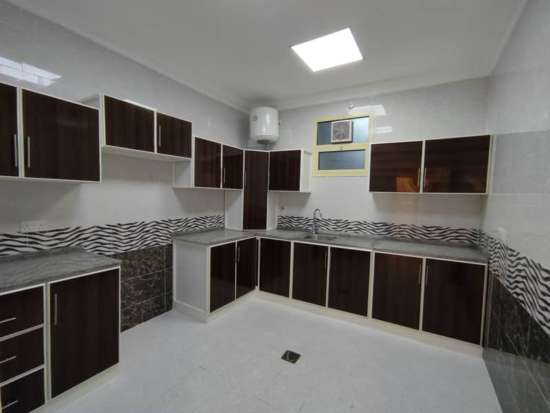 Brand New 2 Bedrooms Hall with Private Entrance at Al Shamkha