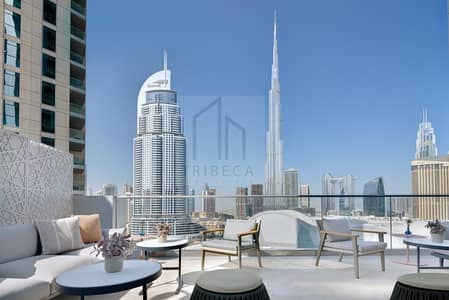 1 Bedroom Flat for Sale in Downtown Dubai, Dubai - Brand New | Amazing View | Exclusive Unit