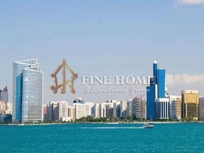 2 Bedroom Apartment for Rent in Al Reem Island, Abu Dhabi - High-Floor | Sea View | 2BR w/ GYM + Pool
