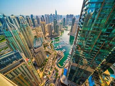 3 Bedroom Apartment for Sale in Dubai Marina, Dubai - Large Layout| Bright and Spacious| Marina View
