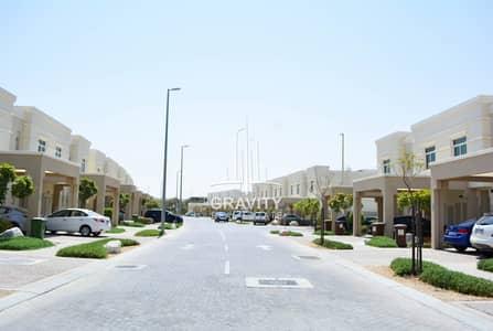 تاون هاوس 2 غرفة نوم للبيع في الغدیر، أبوظبي - Breeze Community | Single Row Big Garden | Vacant Unit