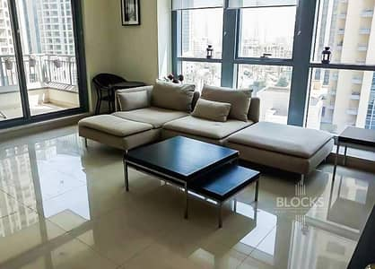 2 Bedroom Apartment for Sale in Downtown Dubai, Dubai - High Floor Fountain View Fully Furnished