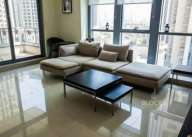 High Floor Fountain View Fully Furnished