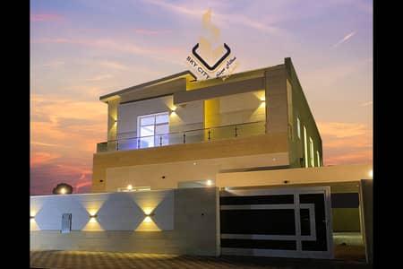 فیلا 5 غرف نوم للبيع في العالية، عجمان - فيلا جديدة   راقية بتصميم جذاب للبيع في عجمان