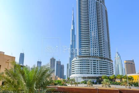 2 Bedroom Apartment for Sale in Old Town, Dubai - 2BR + Study | Close to Dubai Mall | Burj Views