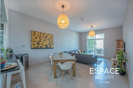 فلیٹ 2 غرفة نوم للبيع في موتور سيتي، دبي - Large Terrace | Full Upgraded | Basement Storage