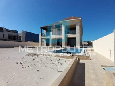 7 Bedroom Villa for Sale in Saadiyat Island, Abu Dhabi - Mangrove View| Type 3C |Private Pool| Huge Plot