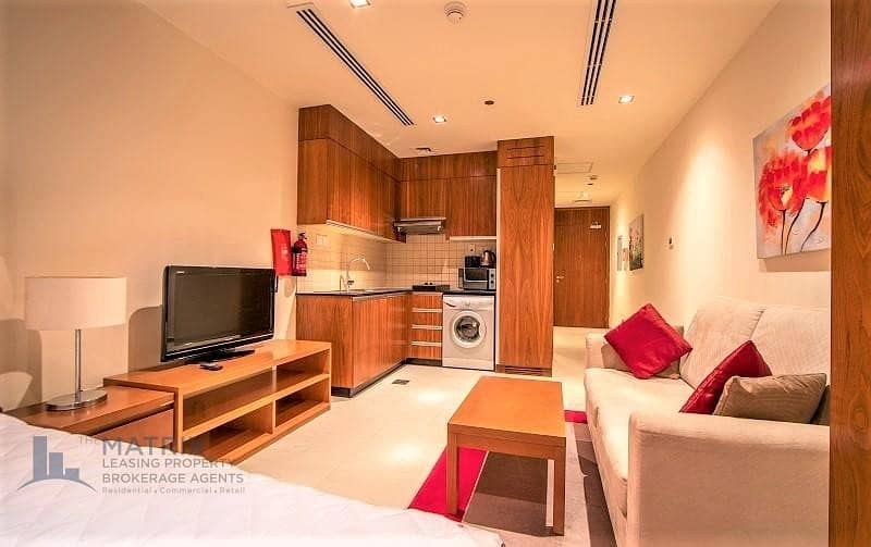 2 Lowest Price !Furnished Studio in Spirit Tower