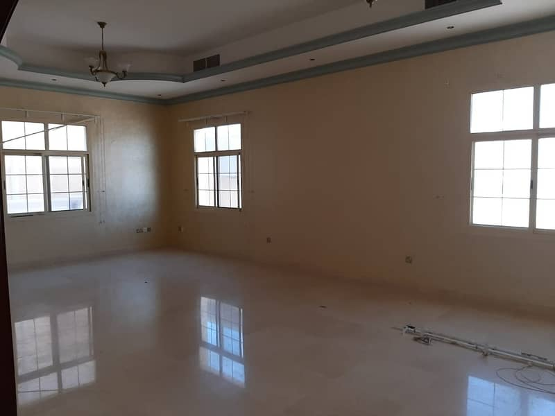 Huge Villa in Mizhar - 5BR With Hall