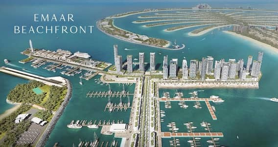 2 Bedroom Apartment for Sale in Dubai Harbour, Dubai - Luxury Apartment by the Beach