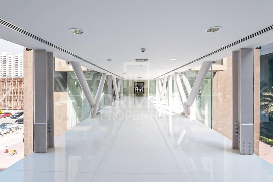 Full Floor Office| DIFC View | 13 Months