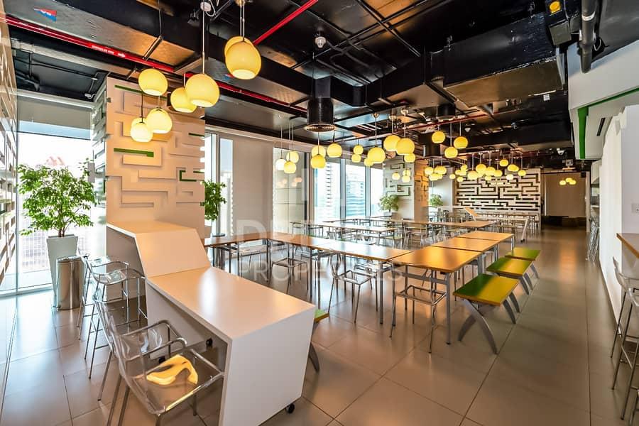 2 Full Floor Office| DIFC View | 13 Months