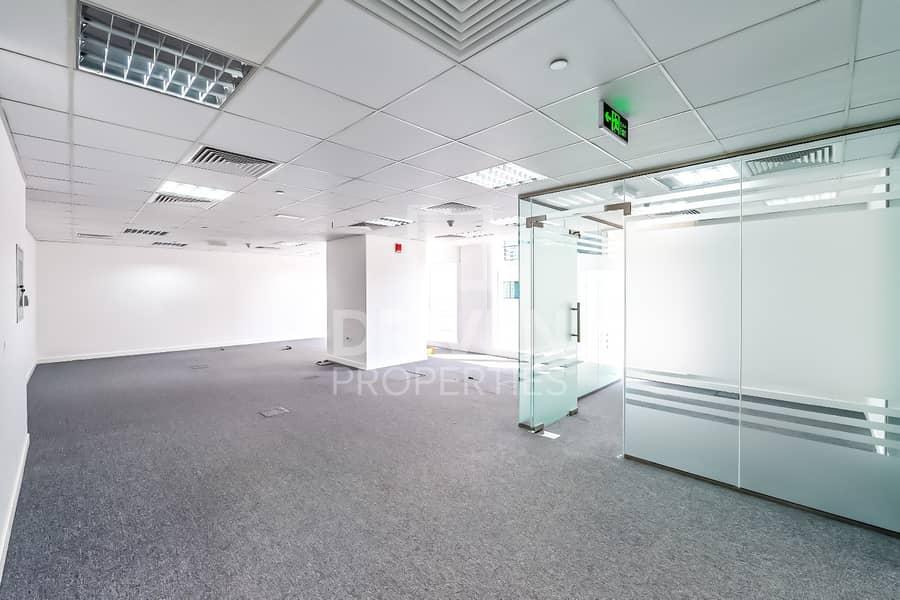 17 Full Floor Office| DIFC View | 13 Months