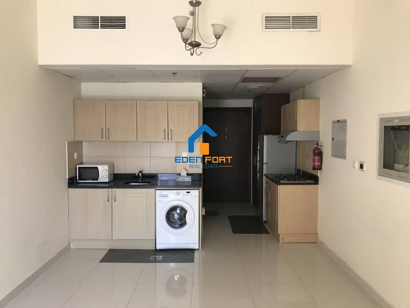2 Semi Furnished Studio Apartment Available For Rent