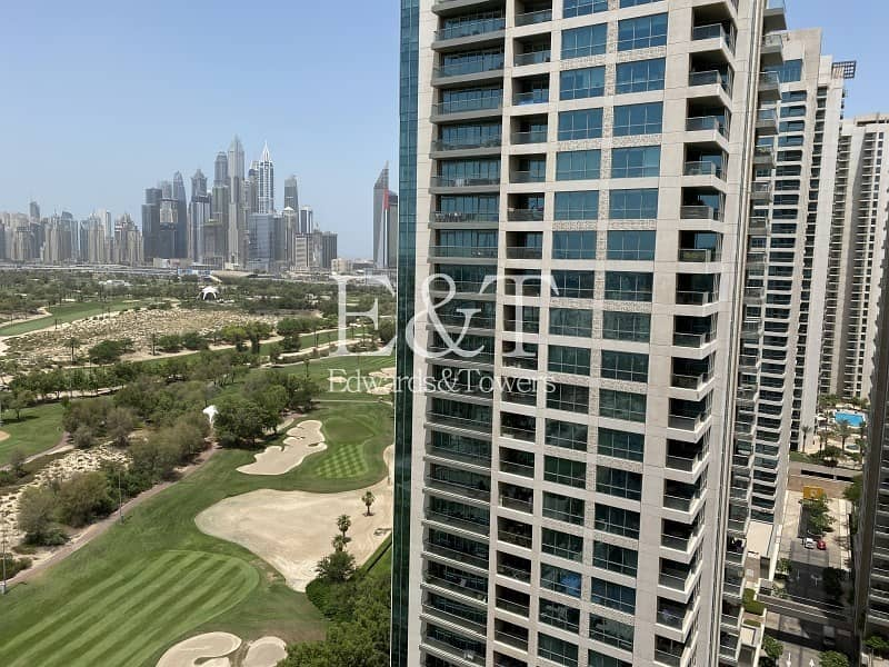 2 Biggest Bright 2 Bed | Golf Course View | Vacant