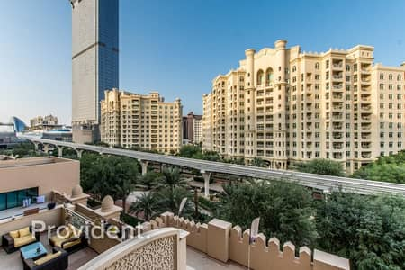 2 Bedroom Flat for Rent in Palm Jumeirah, Dubai - Park View | Vacant Now | New To Market