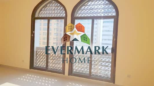 3 Bedroom Apartment for Rent in Airport Street, Abu Dhabi - 3bhk available |ONE Master Room| just in 60k!!!