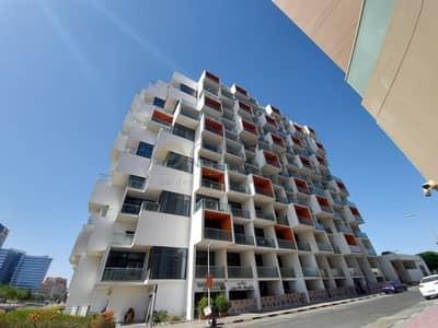 Studio for Rent in Dubai Silicon Oasis, Dubai - Semi Furnished Studio - Large Balcony - Open View