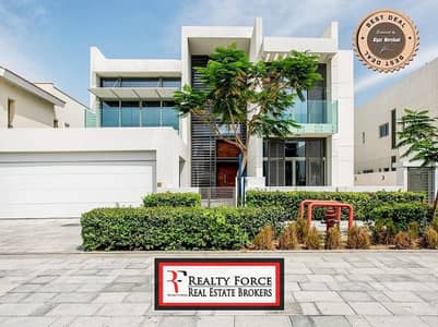 5 Bedroom Villa for Sale in Mohammed Bin Rashid City, Dubai - PANORAMIC SKYLINE VIEW|5BR CONT|CENTRAL LOCATION