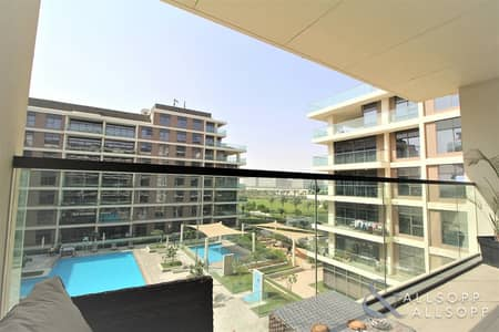 2 Bedroom Flat for Sale in Dubai Hills Estate, Dubai - Pool and Park Views | Vacant On Transfer