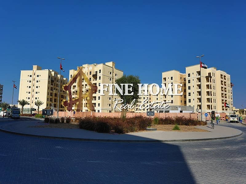 2 0 Commission & High ROI | 2BR w Balcony+Parking
