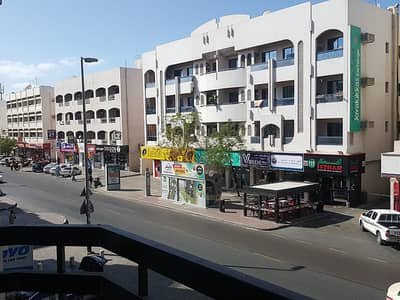 2 Bedroom Apartment for Rent in Al Karama, Dubai - Covered Parking | Split A/C | Balcony | Excellent Location