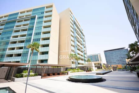 4 Bedroom Townhouse for Sale in Al Raha Beach, Abu Dhabi - Upgraded Interior W/ Full Sea View | Inquire Now