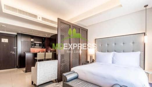 Hotel Apartment for Sale in Downtown Dubai, Dubai - Studio