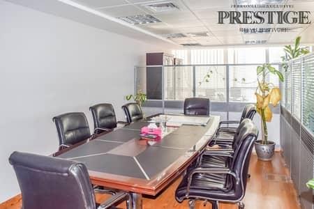 مکتب  للبيع في الخليج التجاري، دبي - Exclusive I Fitted | Canal View | Business Bay