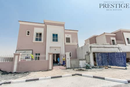 6 Bedroom Villa for Sale in Al Furjan, Dubai - Custom designed 6+ Bedroom - Villa - Private Pool