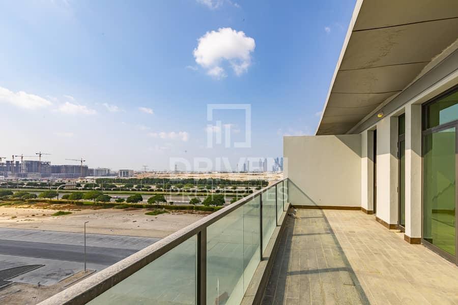 16 Garden Views | Maids Room | Big Terrace