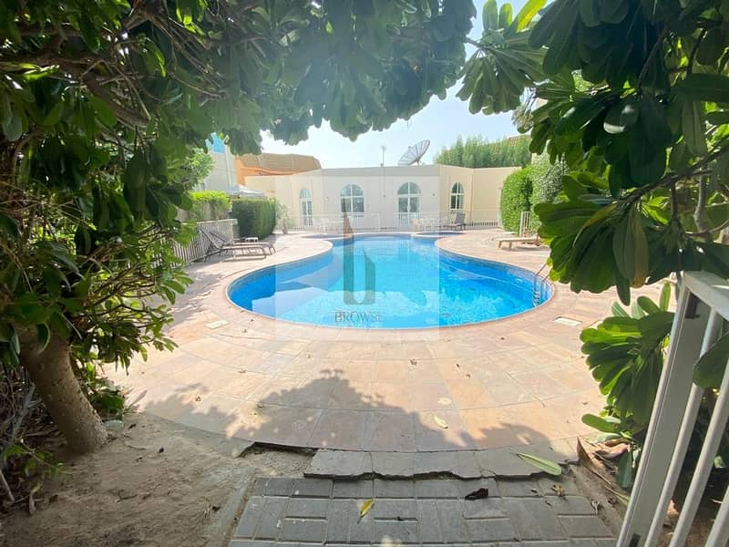 3BR En-suite+Private Garden | Shared Pool & Gym