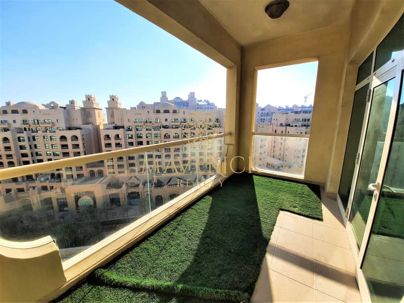 2 Lavish 2BR+Maids/R | Park View | High Floor