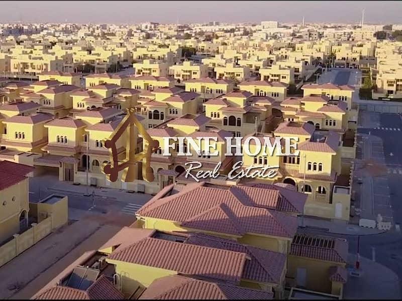 Enjoy Flexible Payment & 0 Commission | 3BR Villa