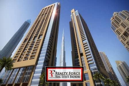 بنتهاوس 4 غرف نوم للبيع في وسط مدينة دبي، دبي - BURJ VIEW | HIGH FLOOR | 4BR PENTHOUSE