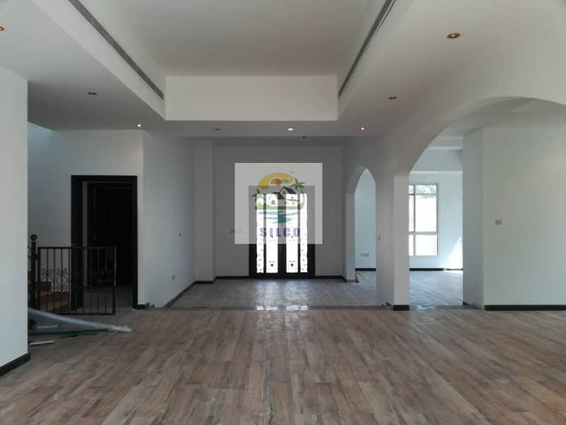 2 Duplex big villa in central A/C with 2 parking