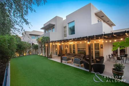 3 Bedroom Villa for Rent in Arabian Ranches, Dubai - Single Row|Backing On To Park |Immaculate