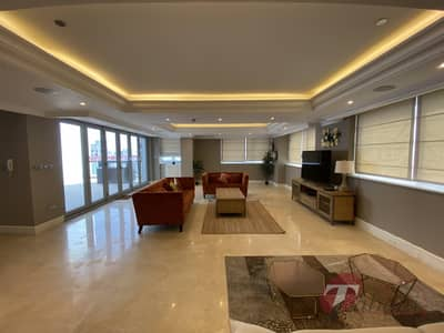 4 Bedroom Penthouse for Sale in Business Bay, Dubai - Private Lift & Pool|Furnished|Duplex Half Floor