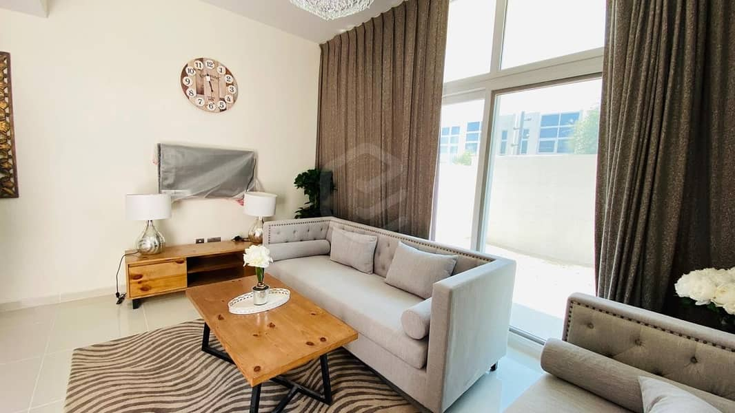 Furnished | 3 BR Villa | Payable in 1 Cheque