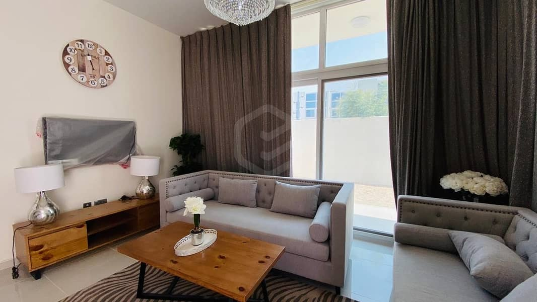2 Furnished | 3 BR Villa | Payable in 1 Cheque