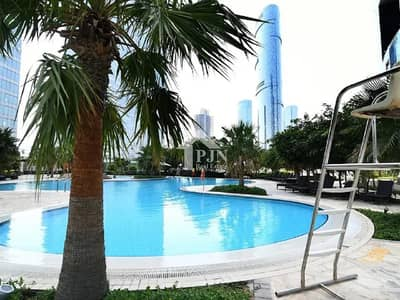 فلیٹ 1 غرفة نوم للبيع في جزيرة الريم، أبوظبي - One Bedroom For Sale In Gate Towers.