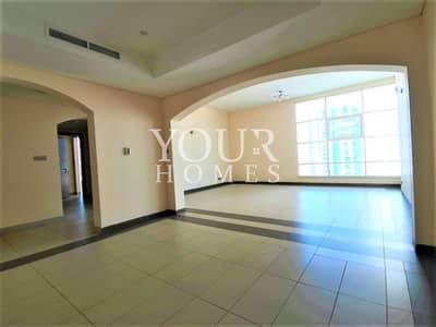 2 Bedroom Flat for Rent in Jumeirah Village Circle (JVC), Dubai - SB | 1 Month Free Spacious 2Bed With Chiller Free