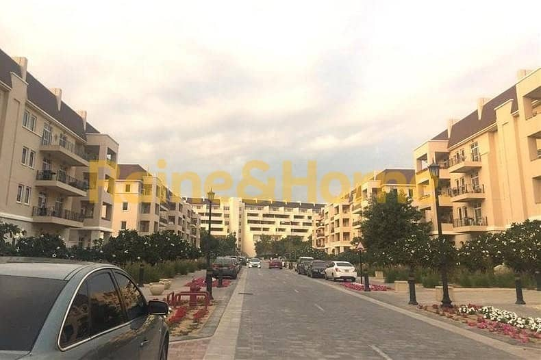 12 Bright 1Bed with Appliances & Spacious Balcony
