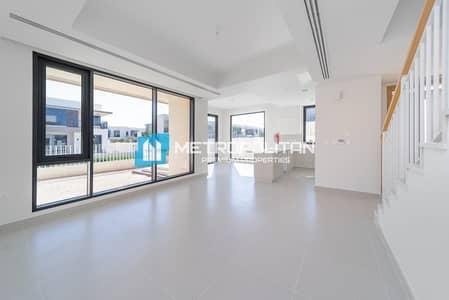 5 Bedroom Townhouse for Rent in Dubai Hills Estate, Dubai - Single row|Corner 5BR TH|Semi detached|Vacant now