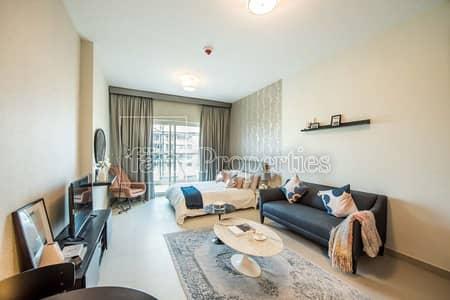 Studio for Rent in Dubai Residence Complex, Dubai - Fully Furnished/Separtated Corner Kitchen/Balcoy
